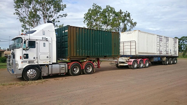 Container Cartage